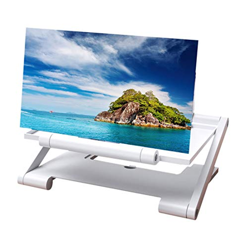 JHCHA Folding Pull-out Lifting Mobile Phone Screen High-definition Amplifier Ultra-Clear Anti-blue Screen Magnifier