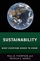 Sustainability (What Everyone Needs to Know)