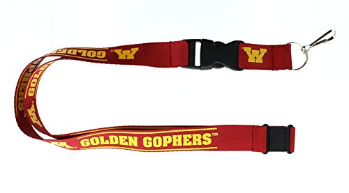 NCAA Minnesota Golden Gophers Team Lanyard