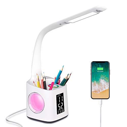 Donewin Children's Study LED Desk Lamp