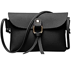 ALIKEEY 2018 Bolso La Moneda Del TeléFono Bolsa Hombro Las Borlas Cubierta Manera Mujeres SóLidas Js-610 Pure Color Cover Ring Fringe Shoulder Bag Messenger Mobile Wallet Libros (Marrón): Amazon.es: Zapatos y complementos