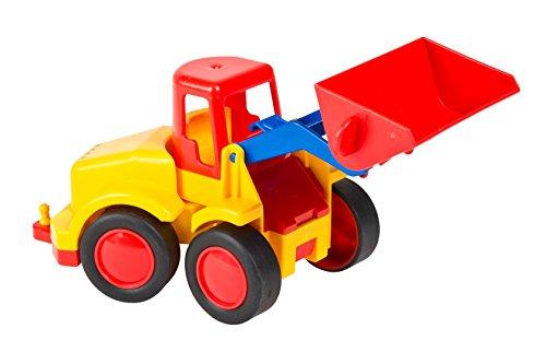 Wader Quality Toys Basics Schaufellader (im Schaukarton)