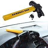 Steering Wheel Locks for Cars T Bar Locking Devices Universal Automotive Immobiliser Anti-Theft