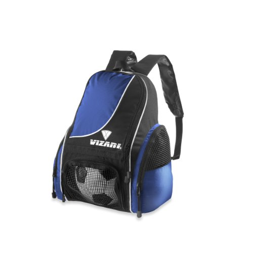 Vizari Solano Soccer Backpack (Royal)