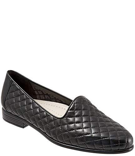 [トロッターズ] シューズ 23.0 cm パンプス Liz Quilted Loafers Black Quil レディース [並行輸入品]