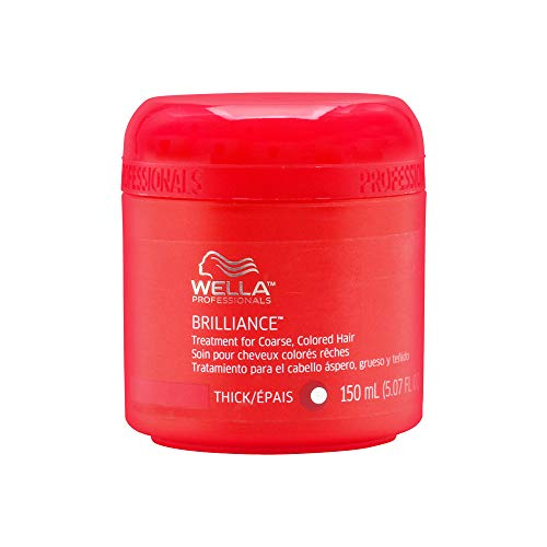 Price comparison product image Wella Coarse Colored Hair Brilliance Treatment for Unisex,  5.07 Ounce