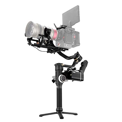 ZHIYUN Crane 3S Cinema Camera Gimbal Stabilizer (PRO KIT), Professional Handheld 3-Axis Gimbal Stabilizer for DSLR and Mirrorless Camera