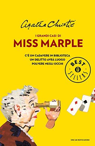 I grandi casi di Miss Marple: Con: C'è un cadavere in biblioteca, Un delitto avrà luogo e Polvere negli occhi