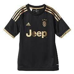 adidas Juve 3 JSY Y 2015/2016 - Camiseta para niño