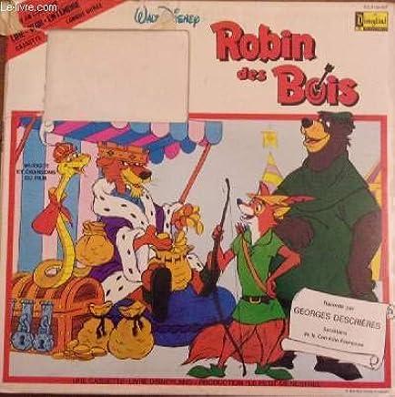 Robin Des Bois Bibliotheque Rose Olivier Sechan Robin