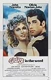 Grease - John Travolta – Wall Poster Print – A3 Size -