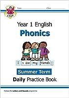 New KS1 Phonics Daily Practice Book: Year 1 - Summer Term