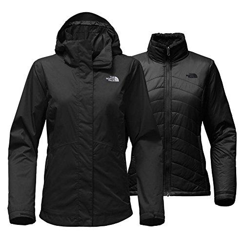 The North Face Women's Mossbud Swirl Triclimate Jacket - TNF Black - M (Past Season)