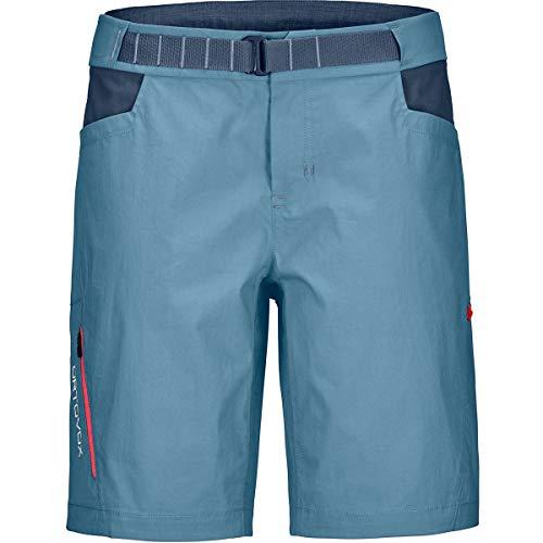 Ortovox Damen Shorts Colodri, Light Blue, L, 6200200019