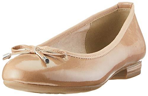 MARCO TOZZI Damen 2-2-22137-32 Geschlossene Ballerinas, Pink (Candy Patent 538), 36 EU