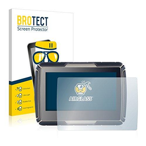 BROTECT Panzerglas Schutzfolie kompatibel mit NavGear TourMate N4 - AirGlass, extrem Kratzfest, Anti-Fingerprint, Ultra-transparent