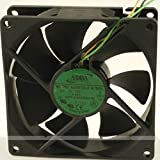 for ADDA AD0912UX-A7BGL 9025 9CM 12V 0.50A Chassis CPU Cooling Fan
