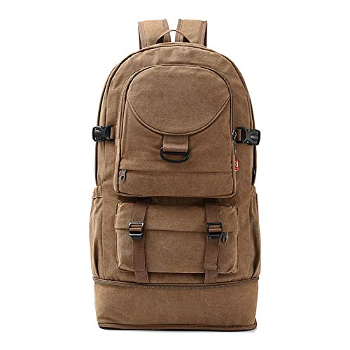 Lightweight Camping Picnic Backpack 35 Liters Backpack School Backpack For Outdoor Hiking Camping Tactics Fishing Mountain Trip D
