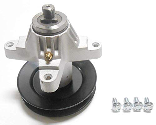 Spindle Assembly - WITH 4 SCREWS AND TAPPED for Cub Cadet 618-04125 / 618-04126 / 618-04126A / 918-04125A / 918-04125B / 918-04126 / 918-04126A