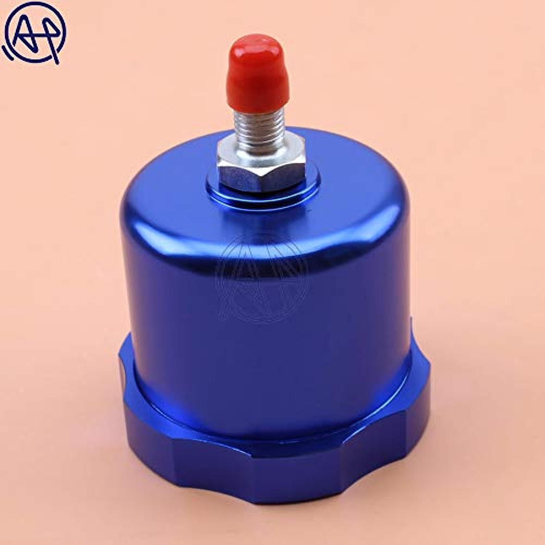 For Fluid Reservoir EBrake blueee 1pcs Car Styling Racing Aluminum Car Hydraulic Drift Oil Tank