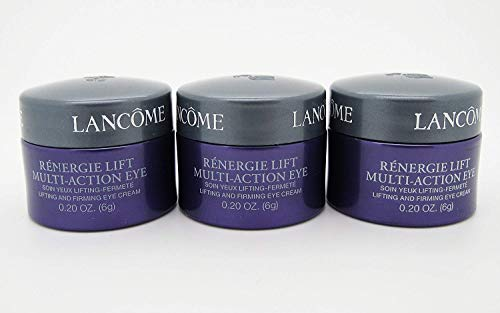 3 Renergie Lift Multi Action Eye Cream 0.2 oz/6 g Each (total 0.6 oz/18 g)