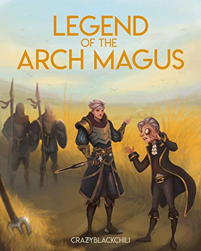 Legend of the Arch Magus: The Expansion (English Edition)