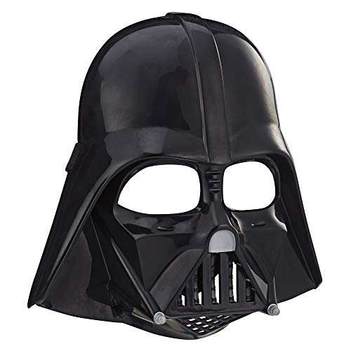 Star Wars Darth Vader Mask for Kids Roleplay & Costume Dress Up, Toys for Kids Ages 5 & Up