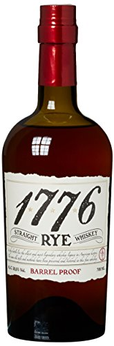 1776 James E. Pepper Straight Rye Whiskey Barrel Proof Old Style (1 x 0.7 l)
