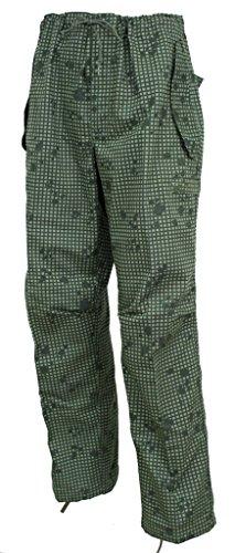 U.S. Government Contractor Night Desert Pants - Military Issue - Night Desert Camo Trousers (Medium Short)