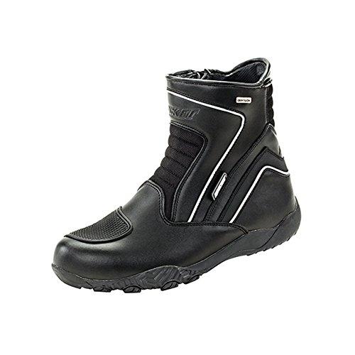 Joe Rocket Meteor FX Mid Mens Riding Shoes Sports Bike Racing Motorcycle Boots - Black/Size 10