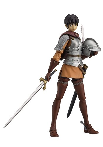 Good Smile Berserk: Golden Age Arc: Casca Figma 5