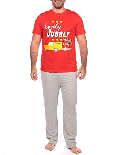 *Bestseller * Official Only Fools and Horses Mens Lovely Jubbly Pyjama Set, S to XL