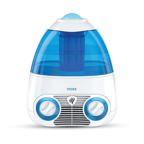 Vicks Starry Night Filtered Cool Mist Humidifier,...