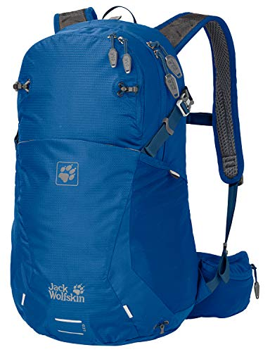 Jack Wolfskin Moab Jam 24 Outdoor Wander Rucksack, Electric Blue, ONE Size