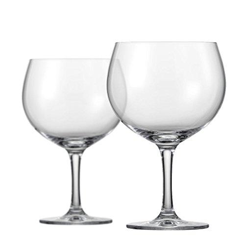 Schott Zwiesel Bar Special Gin Tonic-Set di Bicchieri, Vetro