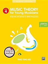 Music Theory for Young Musicians, Bk 4 (Poco Studio Edition)