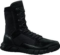 Oakley Men's SI Light Patrol Boots,11,Blackout
