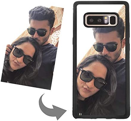 Moonlove Custom Case for Samsung Galaxy Note 8 Create Your Own Photo Custom Case Cover Slim product image