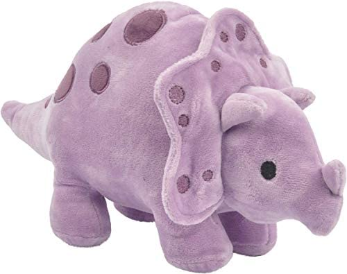 Linzy 11 5 Cory Baby Dino with Rattle Purple product image
