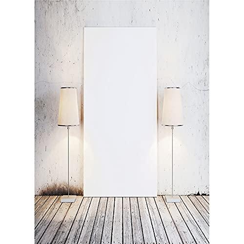 Fondo de fotografía de Textura de Tablero de Madera tablones de Madera Piso Baby Shower Photo Backdrops Studio Props A2 10x7ft / 3x2.2m