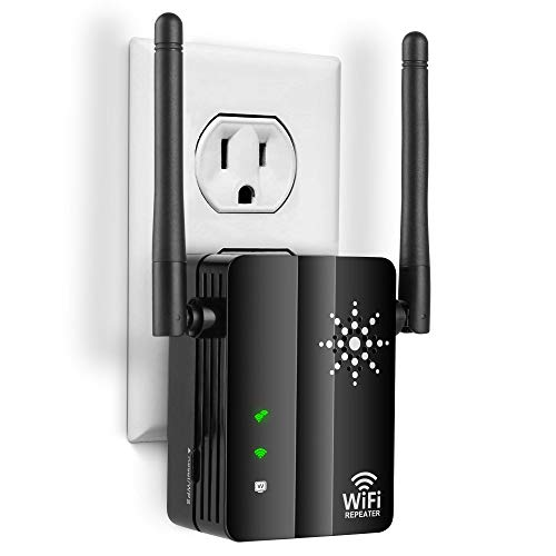 Hidden Spy Camera WiFi Extender - Hidden Camera with Live Feed WiFi - Indoor Hidden Security Camera - 1080P HD Hidden Nanny Cam - Motion Detection Spy Cam - with 32GB MicroSD Card