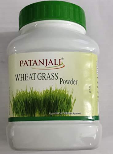 PATANJALI Wheatgrass Powder Health Drink, 100g