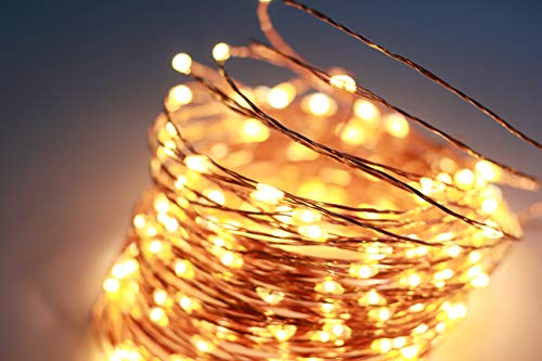 Waterproof Starry Fairy Copper String Lights