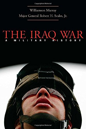 US Iraq War History