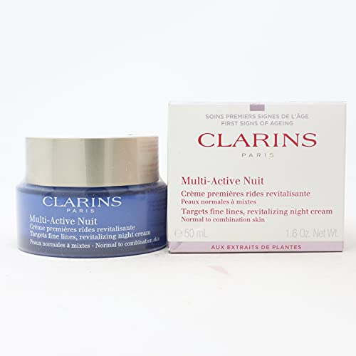 Clarins Multi Active Crema de Noche,...