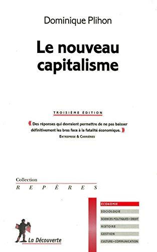 By Dominique Plihon Le Nouveau Capitalisme Pdf Epub Telecharger