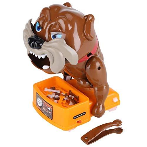 Soul hill Flake Out Bad Hundeknochen Karten Tricky Toy-Spiele, Kinder-Trick-Spielzeug Böse Hundeknochen Toy Bad Dog Drückt Knochen zcaqtajro