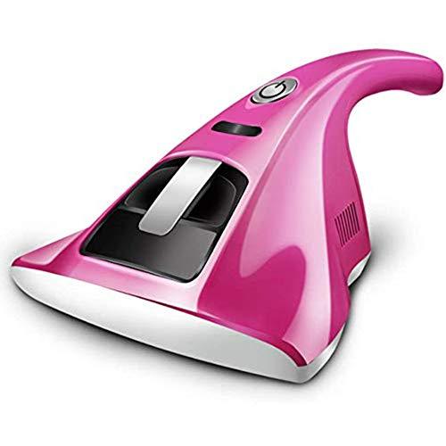 ZLI Household Handheld UV Aspirapolvere, Anti-Acari della Polvere Aspirapolvere Antibatterico Portatile con Hight Efficiency Sterilizzazione E HEPA per Materassi Cuscini Panno Divani