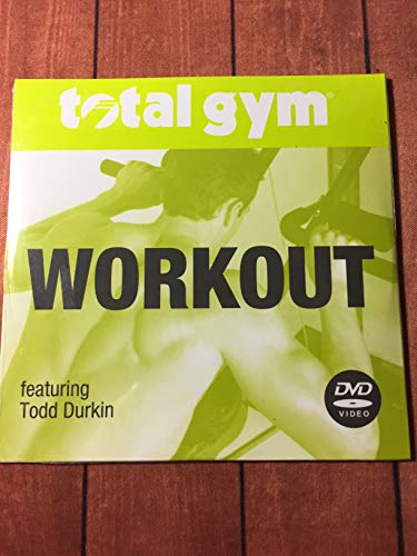 Total Gym Workout DVD with Todd Durkin