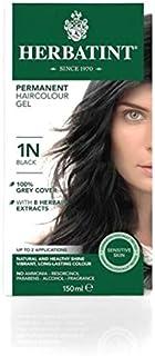 Herbatint 1N Black Hair Colour Gel 150ML